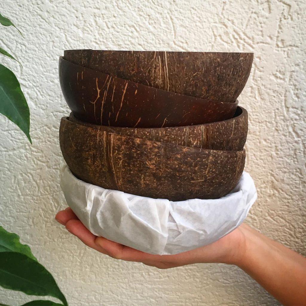 bols noix de coco