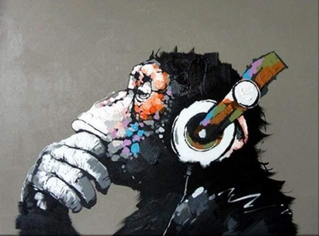 peinture numéro