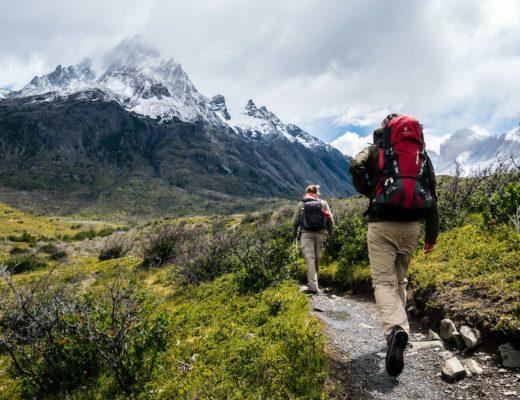 sommet trekking
